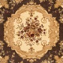 Link to Brown of this rug: SKU#3128186