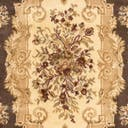 Link to Brown of this rug: SKU#3132894