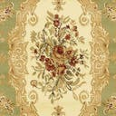 Link to Green of this rug: SKU#3132898