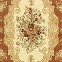 Link to Brick Red of this rug: SKU#3132898