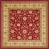 10' x 10' Classic Agra Square Rug thumbnail