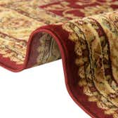 6' x 6' Classic Agra Square Rug thumbnail
