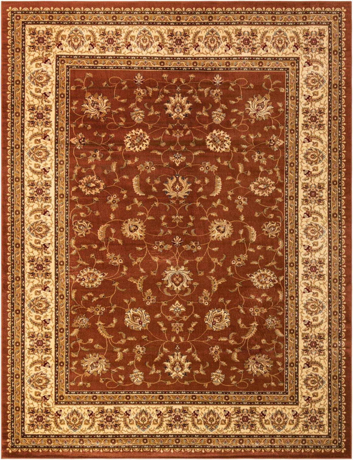 10' x 13' Classic Agra Rug main image
