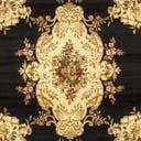 10' x 10' Classic Aubusson Square Rug