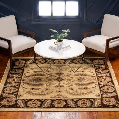 6 FT Square Rugs