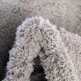 9' x 12' Floral Shag Rug thumbnail