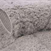 2' x 6' 7 Lattice Shag Runner Rug thumbnail