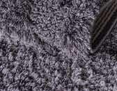 2' 7 x 10' Trellis Shag Runner Rug thumbnail