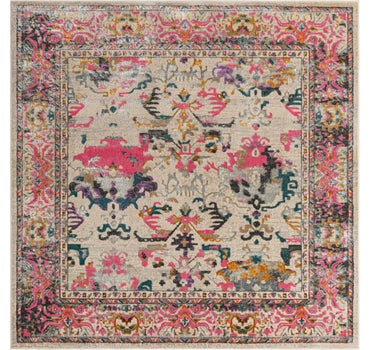 8' x 8' Aria Square Rug main image