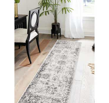 Image of  Gray Monte Carlo Runner Rug