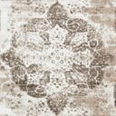 Link to Light Brown of this rug: SKU#3134087