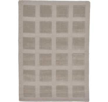 Image of 4' x 5' 7 Indo Gabbeh Rug