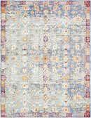 275cm x 365cm Aqua Rug thumbnail image 10