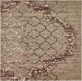 8' x 8' Trellis Square Rug thumbnail