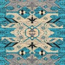 Link to Turquoise of this rug: SKU#3128701