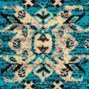 Link to Turquoise of this rug: SKU#3128718
