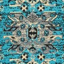Link to Turquoise of this rug: SKU#3134461