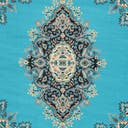 Link to Turquoise of this rug: SKU#3119172
