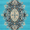 Link to Turquoise of this rug: SKU#3128734