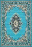 183cm x 275cm Mashad Design Rug thumbnail