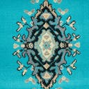 Link to Turquoise of this rug: SKU#3128752