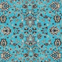 Link to Turquoise of this rug: SKU#3134498