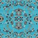 Link to Turquoise of this rug: SKU#3124954