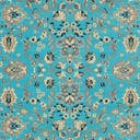 Link to Turquoise of this rug: SKU#3128773