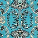 Link to Turquoise of this rug: SKU#3123502