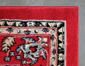 7' x 10' Kashan Design Rug thumbnail