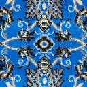 Link to Dark Blue of this rug: SKU#3124960