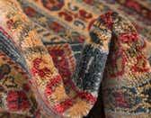 8' x 8' Kashkuli Gabbeh Square Rug thumbnail