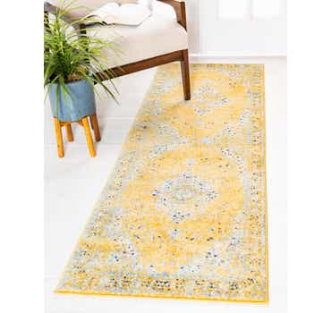 Image of  Yellow Legacy Runner Rug