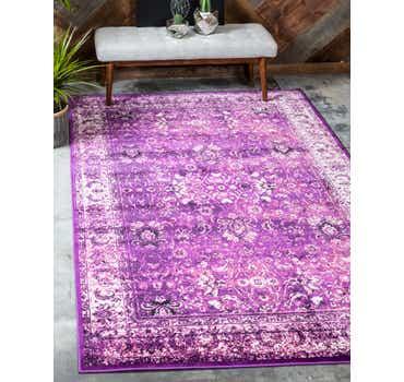 Image of  Lilac Ankara Rug