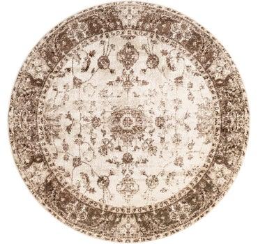 5' x 5' Himalaya Round Rug main image