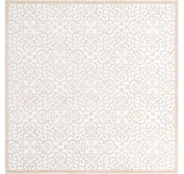 8' x 8' Himalaya Square Rug main image