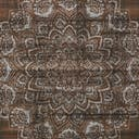 Link to Chocolate Brown of this rug: SKU#3134908