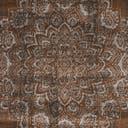 Link to Chocolate Brown of this rug: SKU#3134882
