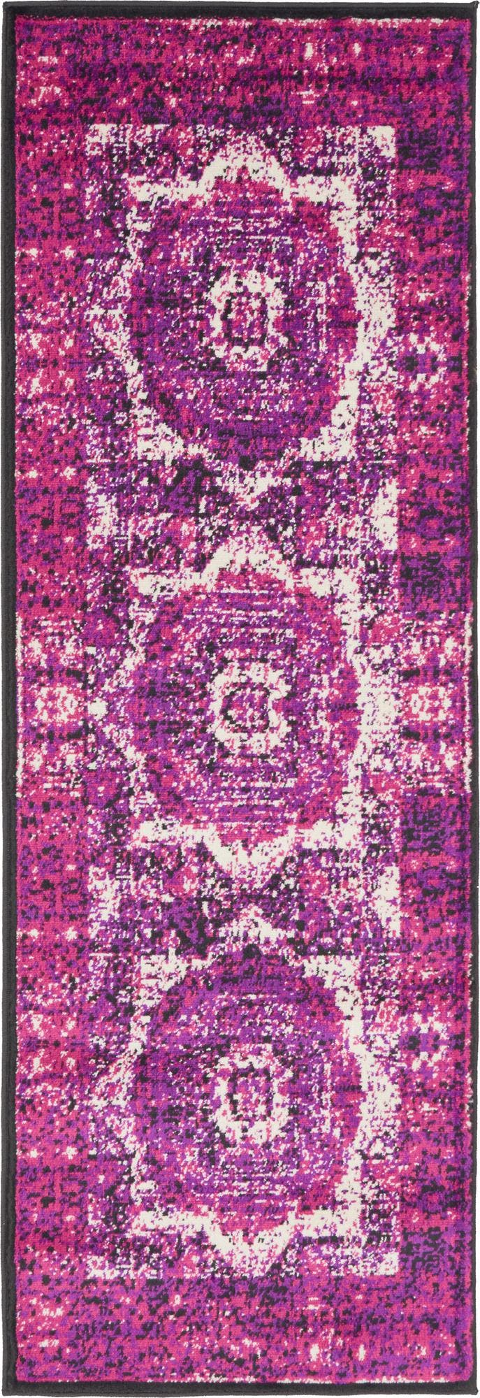 Lilac  2' x 6' Istanbul Runner
