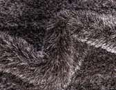8' x 8' Luxe Solid Shag Square Rug thumbnail
