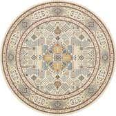 10' x 10' Rabia Round Rug thumbnail