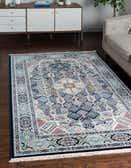 305cm x 395cm Nain Design Rug thumbnail image 1