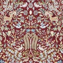 Link to Burgundy of this rug: SKU#3135182