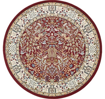 10' x 10' Nain Design Round Rug main image