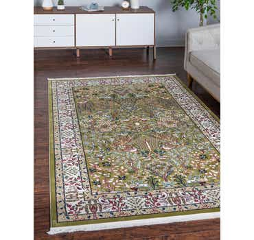 Image of  Green Rabia Rug