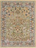 245cm x 305cm Nain Design Rug thumbnail