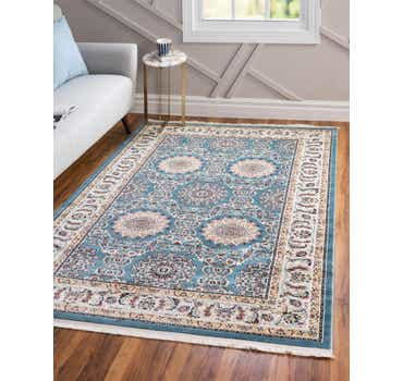 Image of 3' x 5' Nain Design Rug