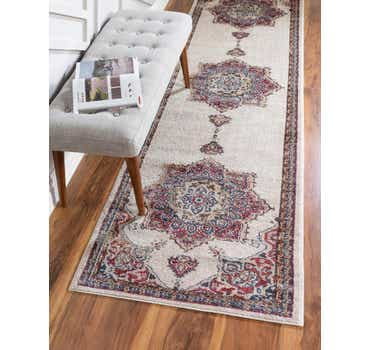 Image of 2' 7 x 10' Arcadia Runner Rug