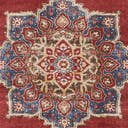 Link to Burgundy of this rug: SKU#3135334