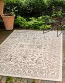 4' x 6' Outdoor Botanical Rug thumbnail